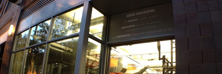 The Foundry - Printers Row CrossFit: Mission Statement
