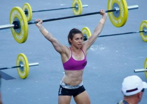 Julie Foucher - Med Student, CrossFitter, probably awesome at recovery