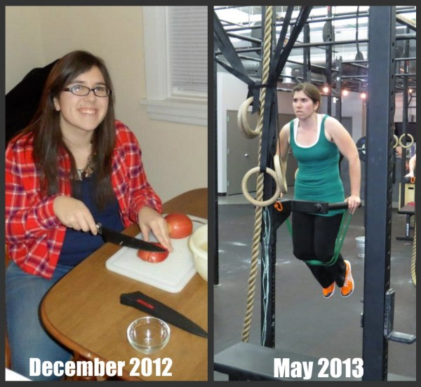 Stephanie P Before & After @ The Foundry