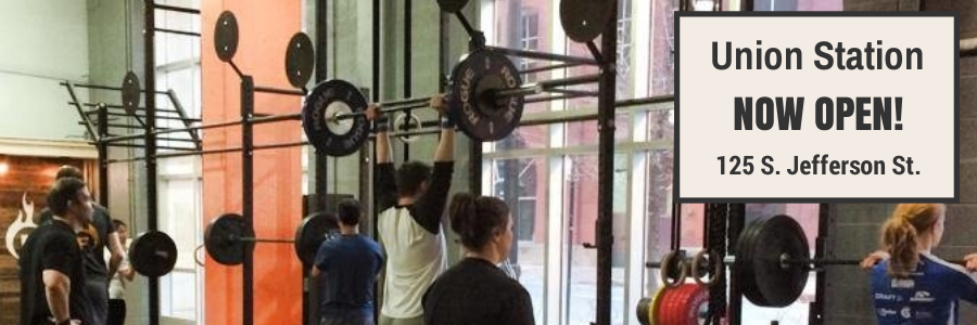 Union Station CrossFit Chicago