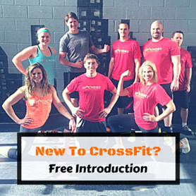 New to CrossFit in Chicago?  Schedule a Free Introduction at The Foundry