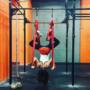 Trapeze Yoga with Kristin Osborn