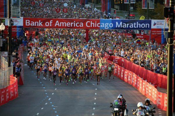 The Foundry Chicago Marathon Training Program 2017
