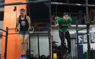 Muscle Up Clinic – Feb 10, 2018