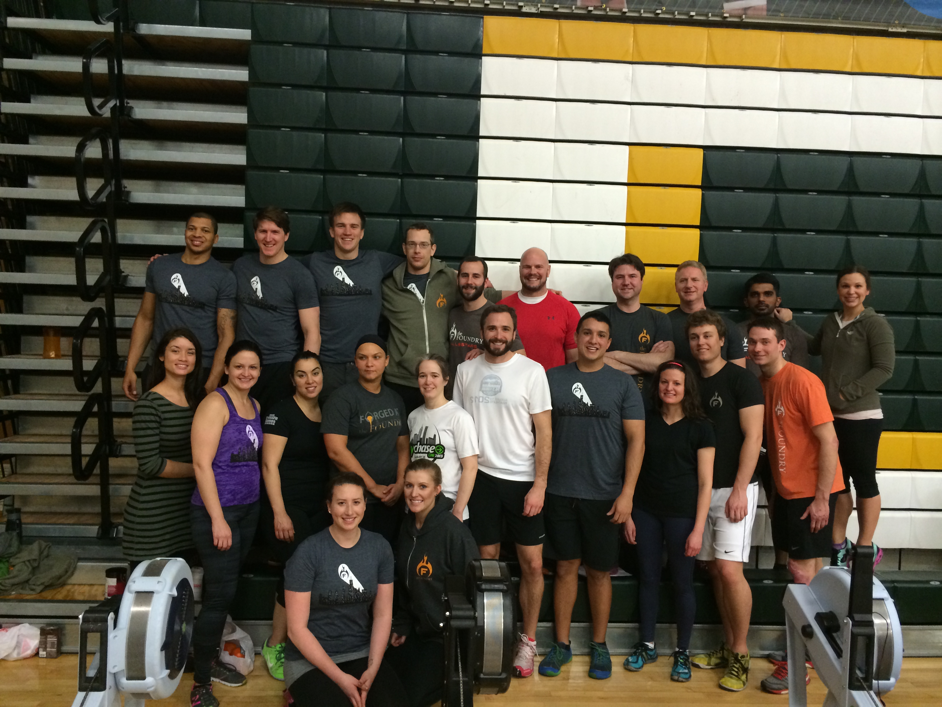 Chicago Indoor Rowing Championship 2014 Wrap Up!