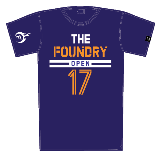 Foundry Open T-Shirt