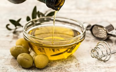 Is olive oil a part of your diet?