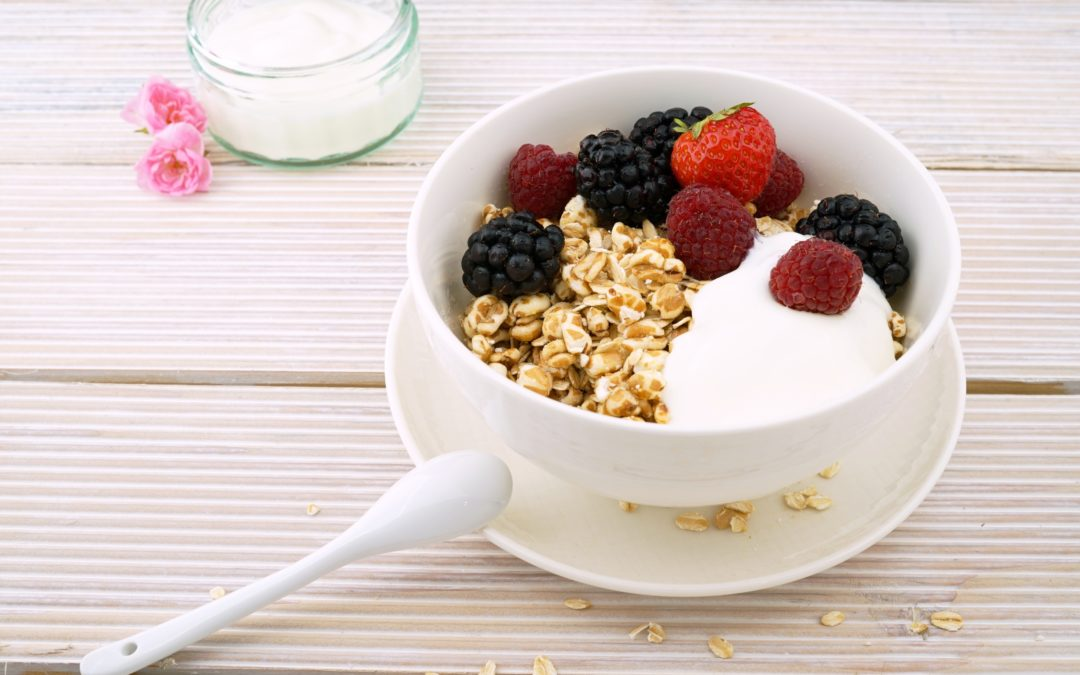 Can yogurt improve your gut health?