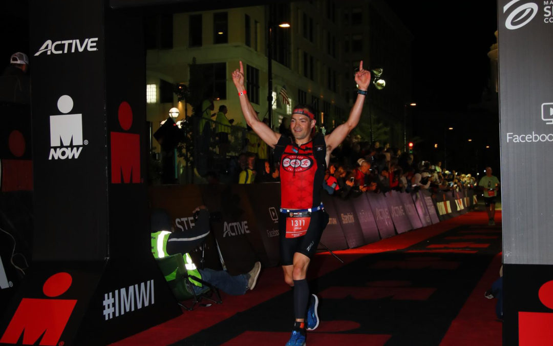 Persistent Forward Progress: the road to my second IRONMAN finish
