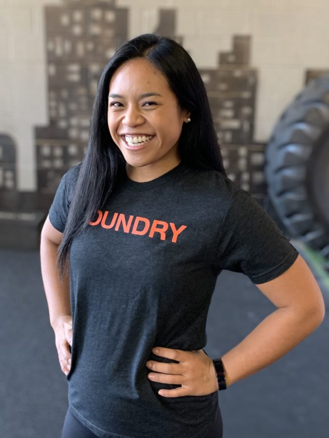 Ratih Sutrisno - Coach at The Foundry, one of the best gyms in Chicago