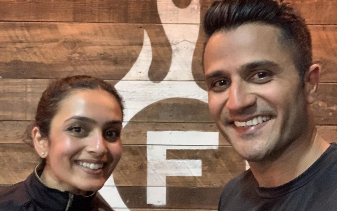 Athlete of the Month – Priyanka Desai